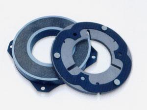 YS-B1-100型干式单板标准超薄型电磁离合器