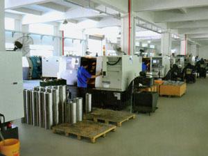 技术生产加工车间