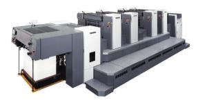 印刷机械行业